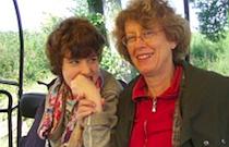 Martine & Agathe