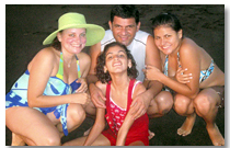 Valeria & family